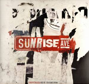 Sunrise Avenue: Fairytales - Best Of 2006-2014 - Cover