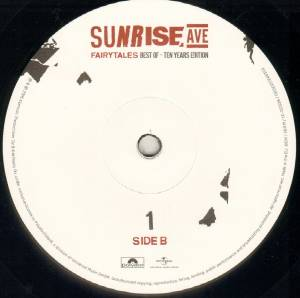 Sunrise Avenue: Fairytales - Best Of 2006-2014 (2-LP) - Bild 5