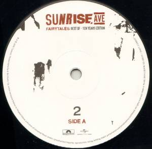 Sunrise Avenue: Fairytales - Best Of 2006-2014 (2-LP) - Bild 6