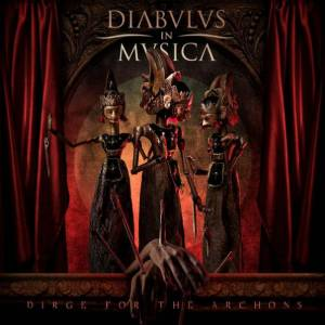 Cover - Diabulus In Musica: Dirge For The Archons