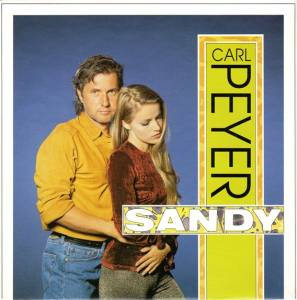 Cover - Carl Peyer: Sandy