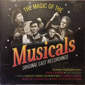 Cover - Keith Michell: Magic Of The Musicals - Original Cast Recordings, The