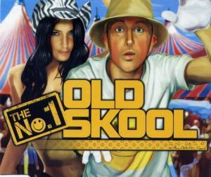 No. 1 Old Skool Album, The - Cover