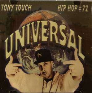 Cover - Tony Touch: Hip Hop #72