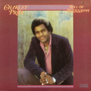 Cover - Charley Pride: Roll On Mississippi