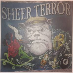 Cover - Sheer Terror: Bulldog Box, The