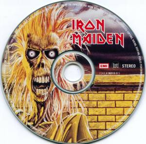Iron Maiden: Iron Maiden (CD) - Bild 4
