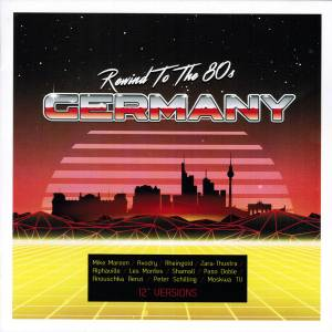 Cover - Les Montes: Rewind To The 80s - Germany