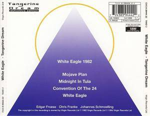 Tangerine Dream: White Eagle (CD) - Bild 2
