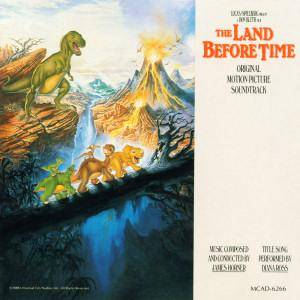 James Horner: Land Before Time - Original Motion Picture Soundtrack, The - Cover