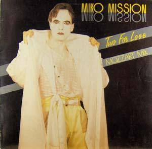 Miko Mission: Two For Love - Cover