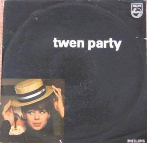 Cover - Jerry Kennedy: Twen Party
