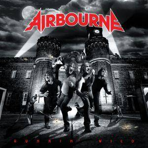 Airbourne: Runnin' Wild - Cover