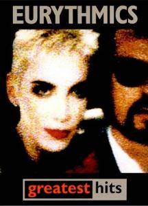 Eurythmics: Greatest Hits - Cover