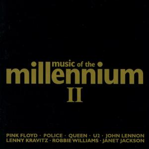 Cover - Various Artists/Sampler: Music Of The Millennium II