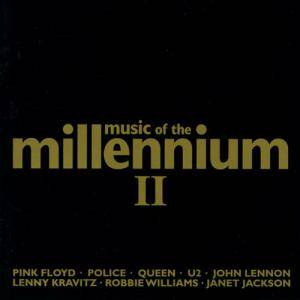 Music Of The Millennium II - Cover