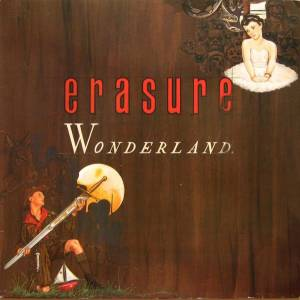 Erasure: Wonderland (LP) - Bild 1