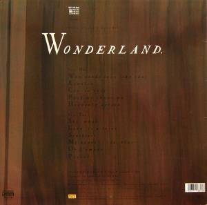 Erasure: Wonderland (LP) - Bild 2