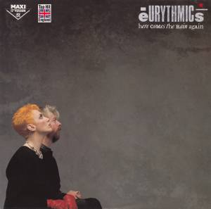 Eurythmics: Here Comes The Rain Again - Cover
