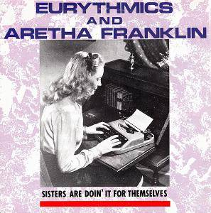 Eurythmics & Aretha Franklin: Sisters Are Doin' It For Themselves - Cover
