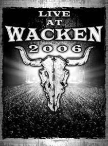 Live At Wacken 2006 - Cover