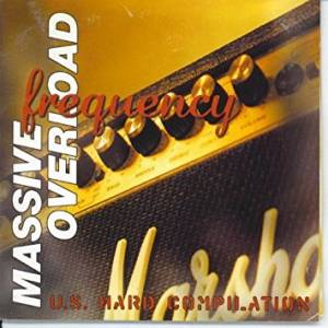 Cover - Crimson Thorn: Massive Frequency Overload - U.S. Hard Compilation