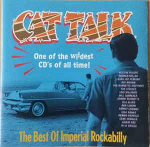 Cat Talk - The Best Of Imperial Rockabilly - Cover