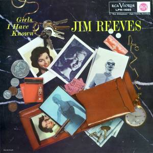 Cover - Jim Reeves: Girls I Have Known