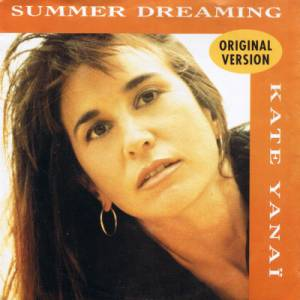 Cover - Kate Yanai: Summer Dreaming