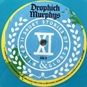 Dropkick Murphys 11 Short Stories Of Pain Amp Glory Lp