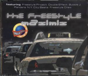 Cover - Freak Style: Freestyle Maximix, The