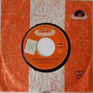 Cover - Beatles & Tony Sheridan, The: My Bonnie
