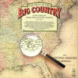 Cover - George Jones & Tammy Wynette: Best Of The Big Country, The