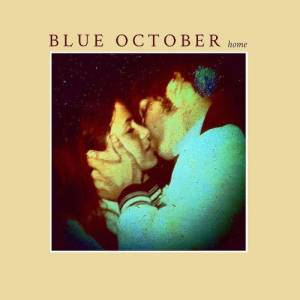 Cover - Blue October: Home