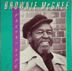 Cover - Brownie McGhee: Facts Of Life