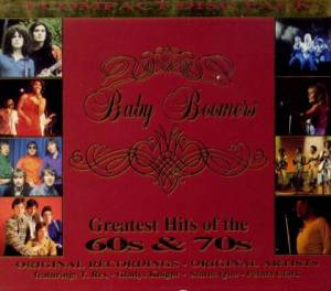 Cover - Lance Fortune: Baby Boomers - Greatest Hits Of The 60s & 70s