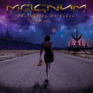 Magnum: Valley Of Tears, The - Cover
