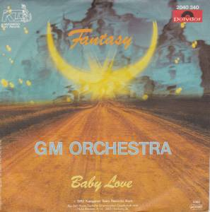 G M Orchestra: Fantasy - Cover