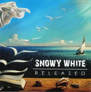 Cover - Snowy White: Released