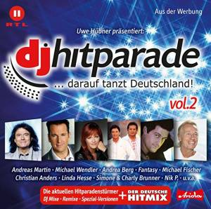 Cover - Michael Fischer: DJ Hitparade Vol. 2