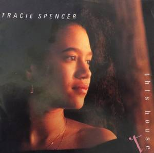Cover - Tracie Spencer: This House