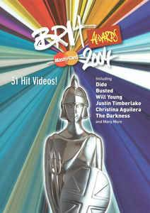 Cover - Lemar: Brit Awards 2004 DVD Of The Year