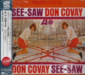 Cover - Don Covay: See-Saw