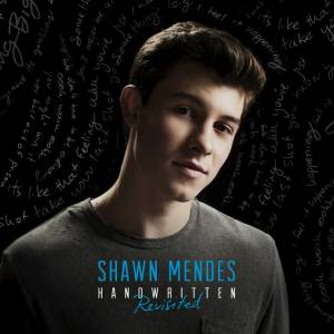 Cover - Shawn Mendes: Handwritten Revisited