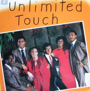 Cover - Unlimited Touch: Unlimited Touch