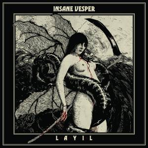 Insane Vesper: Layil - Cover