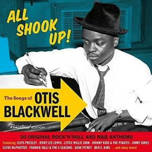 All Shook Up! - The Songs Of Otis Blackwell - Cover