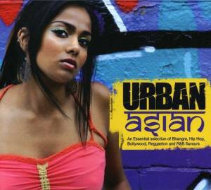 Urban Asian - Cover