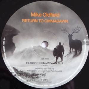 Mike Oldfield: Return To Ommadawn (LP) - Bild 8