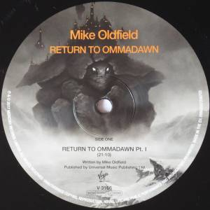 Mike Oldfield: Return To Ommadawn (LP) - Bild 9